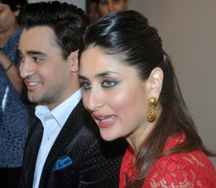 Imran And Kareena On The Sets Of Kaun Banega Crorepati 7