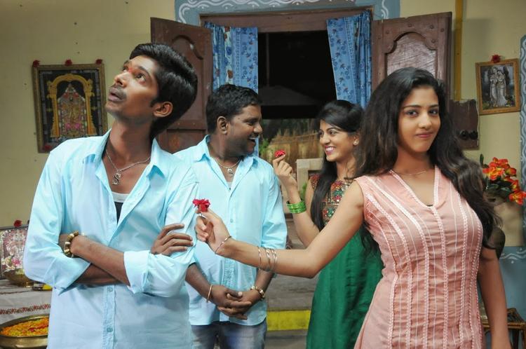 AK Rao PK Rao Movie Propose Moment Latest Still