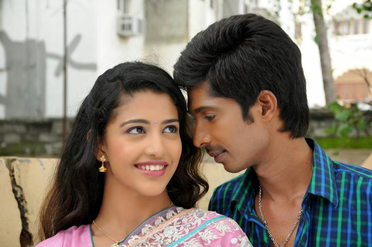 Dhanraj Romance With Karina In New Movie AK Rao PK Rao