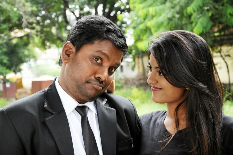 Ramesh Shows Cute Face In AK Rao PK Rao Tollywood Movie