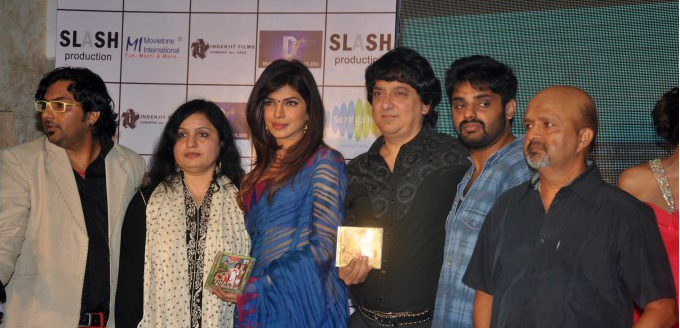 Priyanka,Sajid,Karan And Others Present In The Music Launch Of Lucky Kabootar