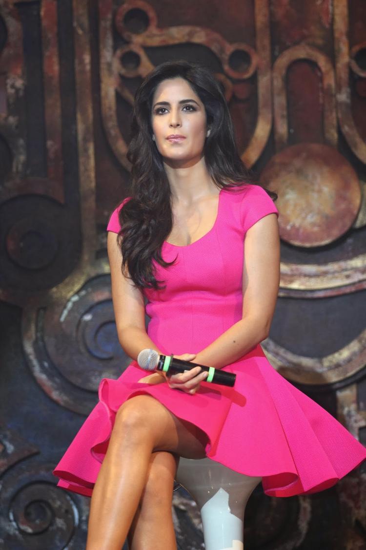 Katrina Kaif Unveil Dhoom Machale Song Launch Event