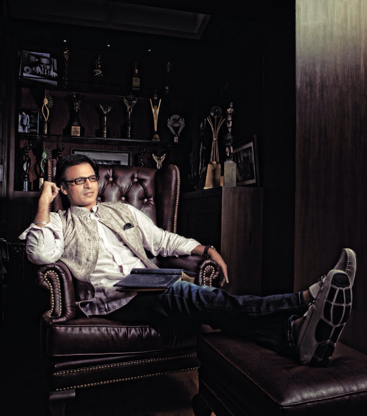 Vivek Oberoi Stylish Look Shoot For Filmfare November 2013 Issue
