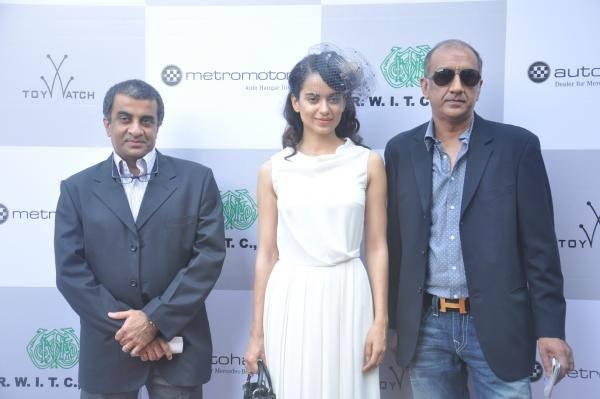 Milan Luthria And Kangana Arrives As Chief Guest At Mehta Million Event