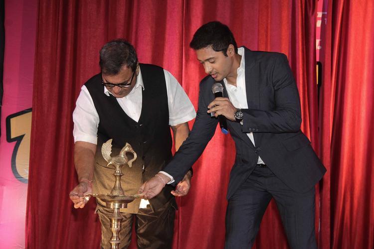 Subhash And Shreyas Launched The Shreyas Talpade's Second Home Production