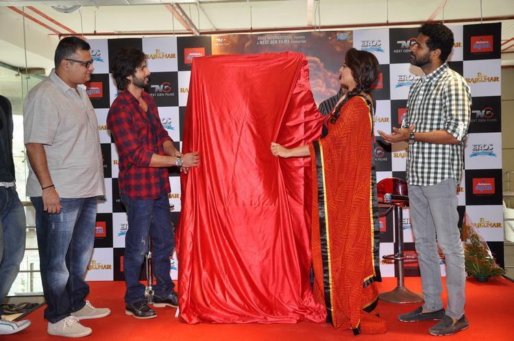 R Rakumar Teams Launch Their Movie Comic Poster