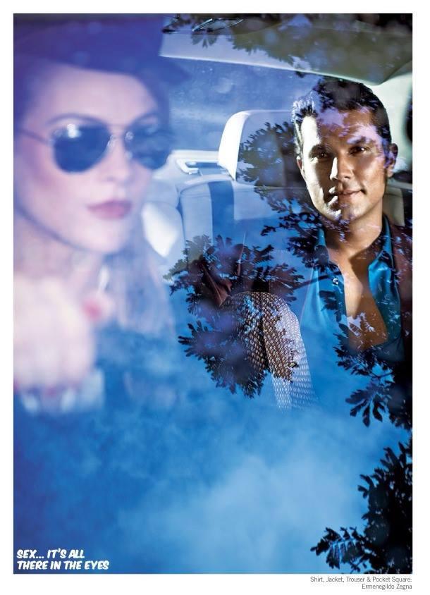 Filmfare December 2013 Issue Bollywood Hunk Randeep Hooda Dashing Look