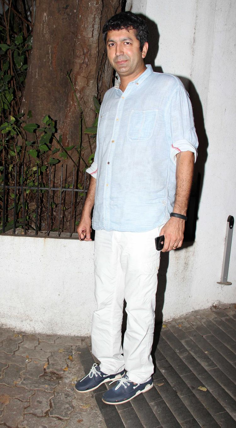 Kunal Kohli Snapped At Azad Rao Khan Birthday Bash