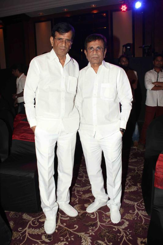 Director Brother Abbas And Mustan Posed At Shiva Saloon Academy 25th Anniversary Celebration Event