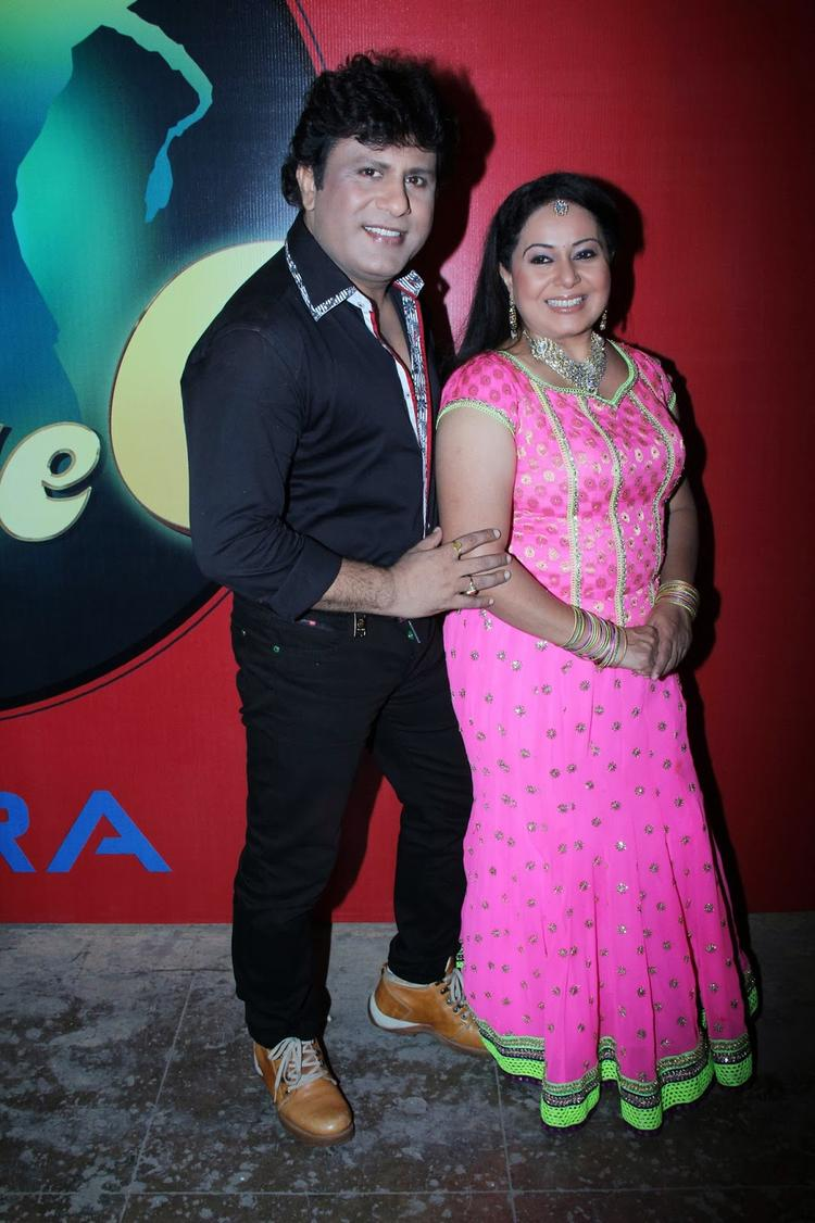 Nach Baliye Season 6 Jodi Neelu And Arvind On The Sets Of  Nach Baliye Season 6