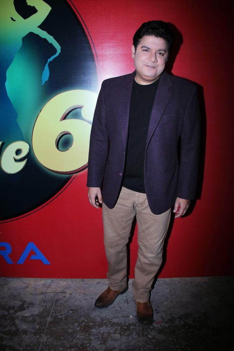 Sajid Khan Snapped At Nach Baliye Season 6 Special Episode