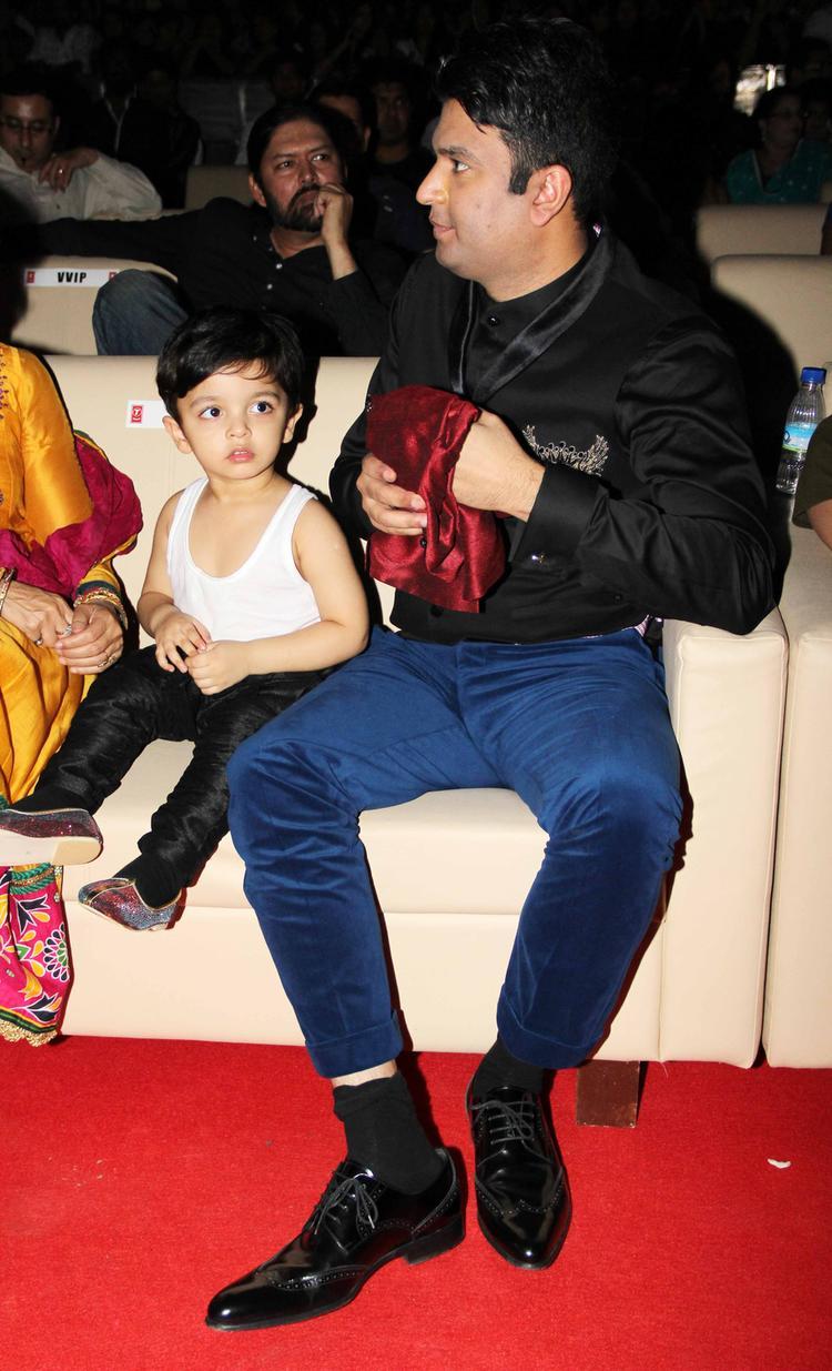 Bhushan Kumar Present At Yaariyan Music Launch Event
