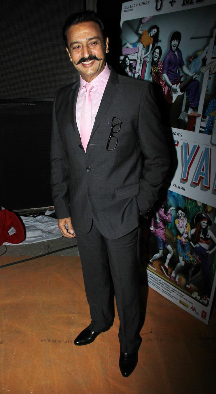 Gulshan Grover Flashes A Smile At Yaariyan Music Launch Event
