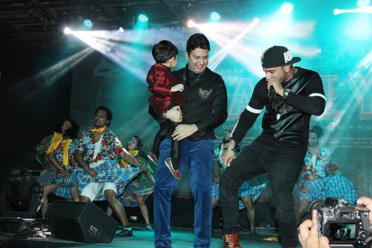 Honey Singh Performed And Bhushan Kumar Enjoy At Yaariyan Music Launch Event