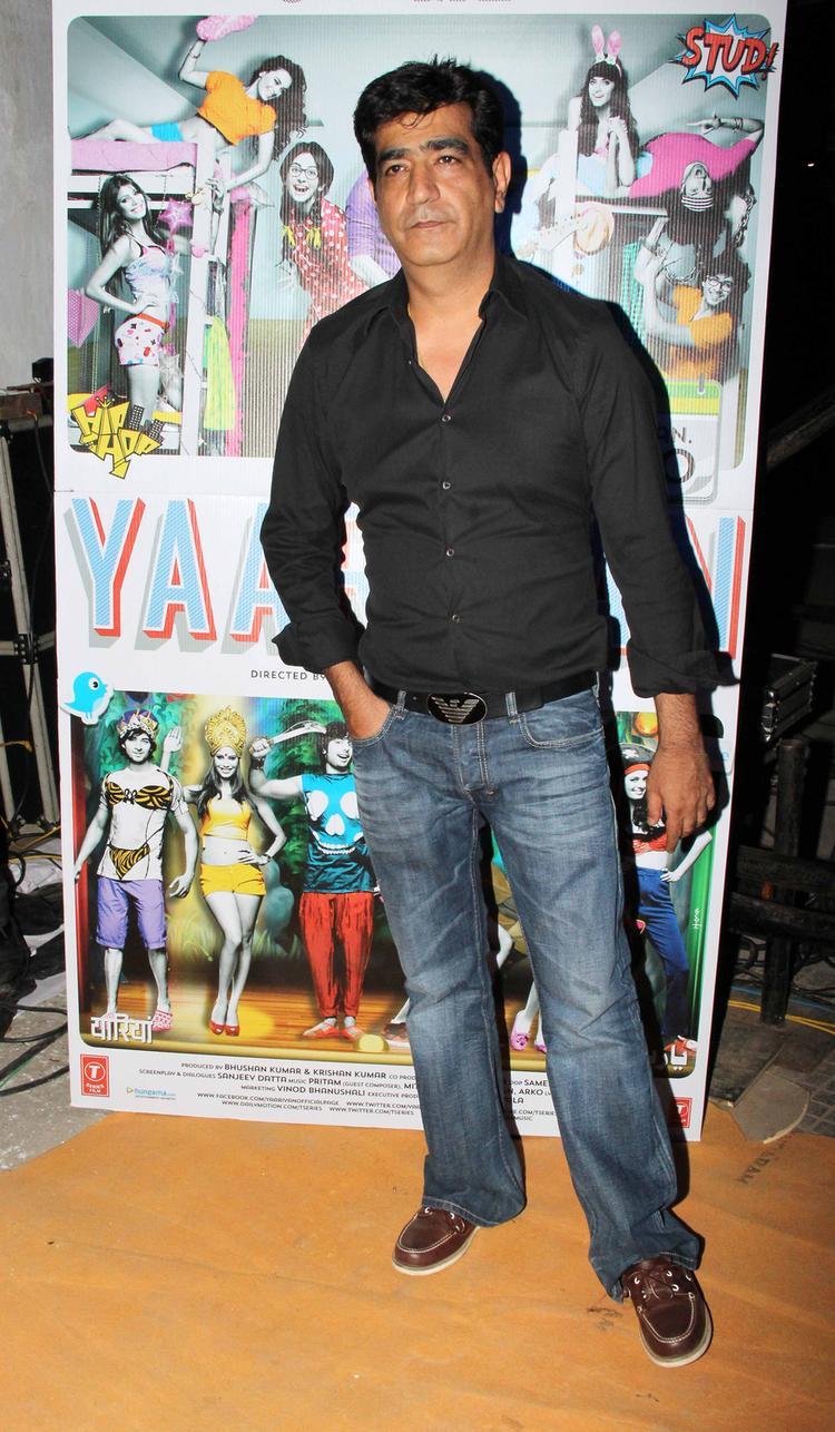 Kishan Kumar Strikes A Pose At Yaariyan Music Launch Event