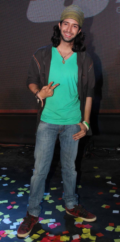Shreyas Pardiwalla Strikes A Pose During The Yaariyan Music Launch Event