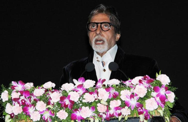Amitabh Create Public Awareness Programme On Road Traffic Accident In Mumbai