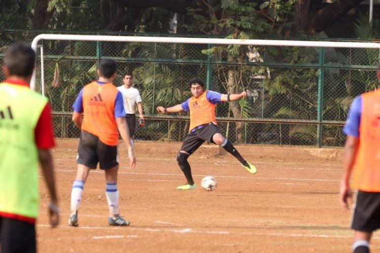 Ranbir And Abhishek To Play Football With Indian Cricket Team