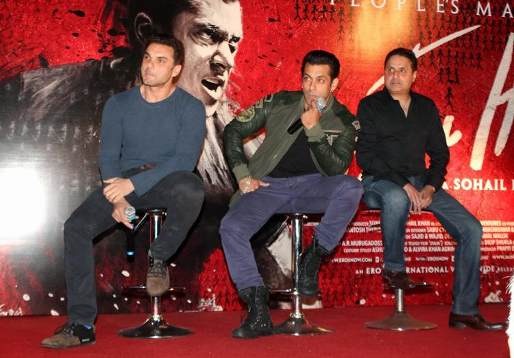 Salman Khan Launches The First Trailer Of His Much-Awaited Film, 'Jai Ho