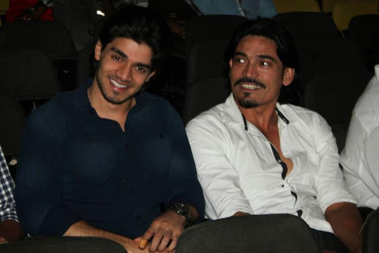 Sooraj Spotted At The Jai Ho Movie First Look Trailer Launch Event