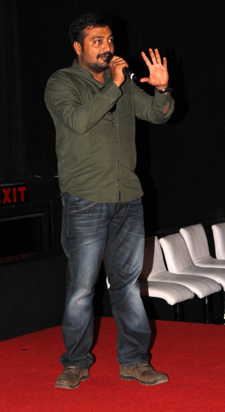 Anurag Kashyap At Hasee Toh Phasee First Look Launch Event