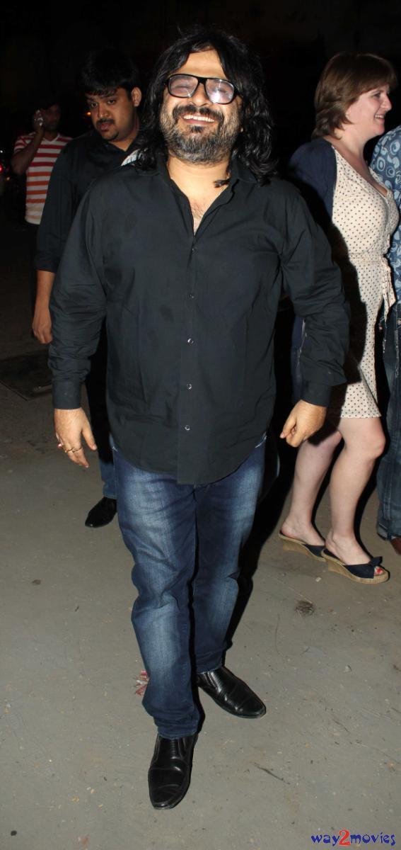 R Rajkumar Success Party Pritam Smiling Pic