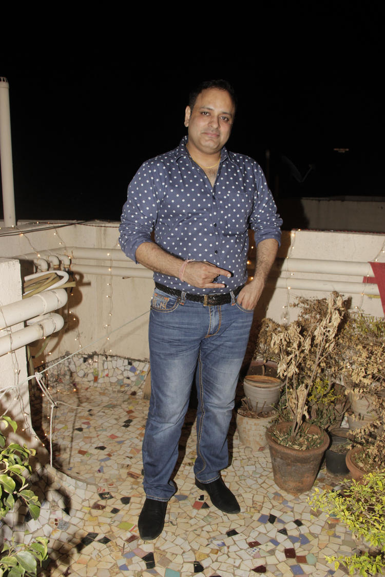 Prashant Sharma Clicked At Gurpreet Kaur Chadha Birthday Bash
