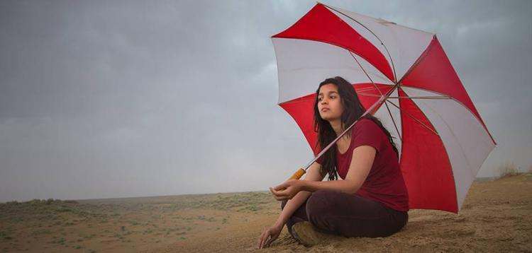 Alia Bhatt Cool And Calm Still From The New Movie Highway