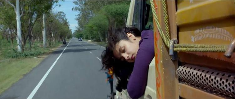Imtiaz Ali Movie Highway Alia Bhatt Still On Sleep Mode