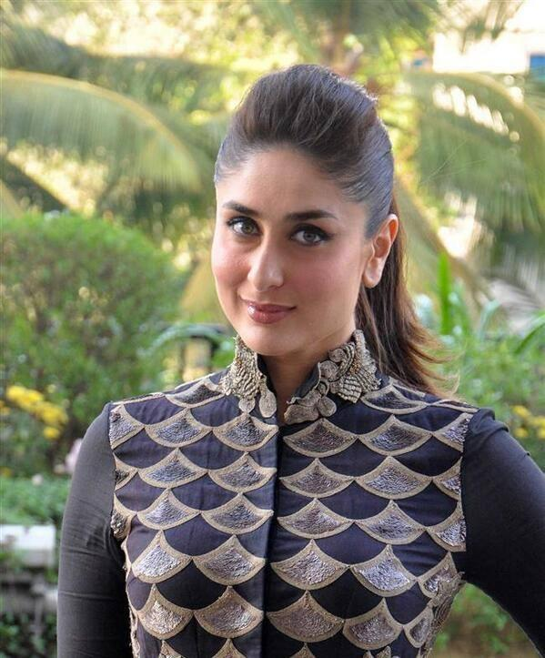 Kareena Kapoor Khan Graced With Anamika Khanna Outfit At Women's Prevention App VithU Launch Event