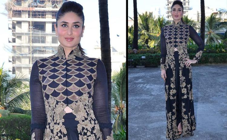 Kareena Kapoor Khan Posed At Women's Prevention App VithU Launch Event