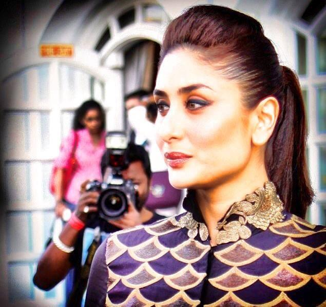 Kareena Kapoor Khan Stunning Glamour Look At Women's Prevention App VithU Launch Event
