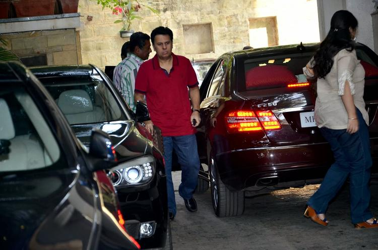 Guest Snapped At Shashi Kapoor's Christmas Brunch