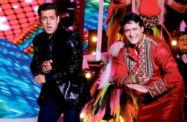 Salman And Arman Performs On The Stage Of Grand Final Of Bigg Boss Season 7