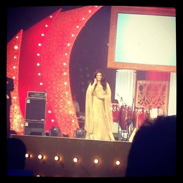 Aishwarya At Ahe Al Qusais Showroom For  Kalyan Jewellers Inauguration Ceremony