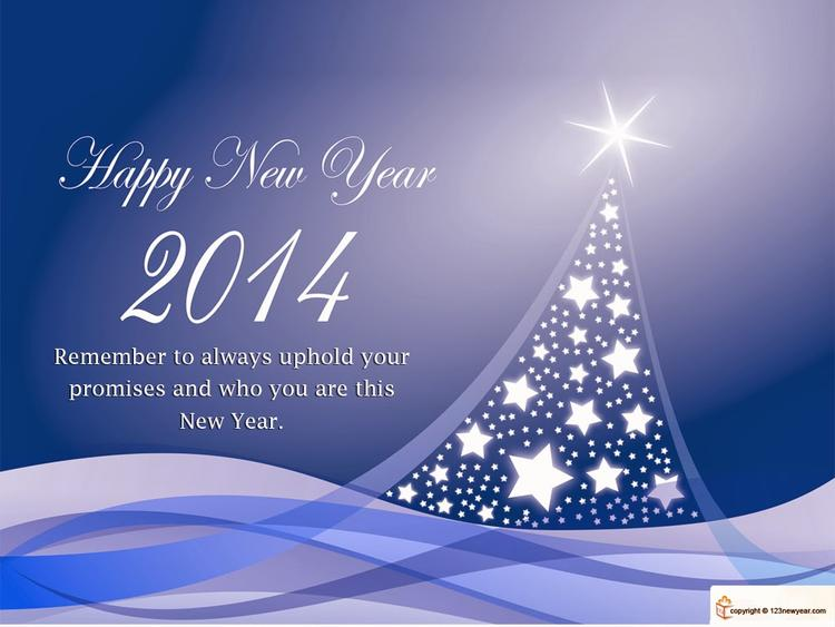 Wish You A Double Dose Of Health And Happiness Topped With Loads Of Good Fortune New Year Wallpaper
