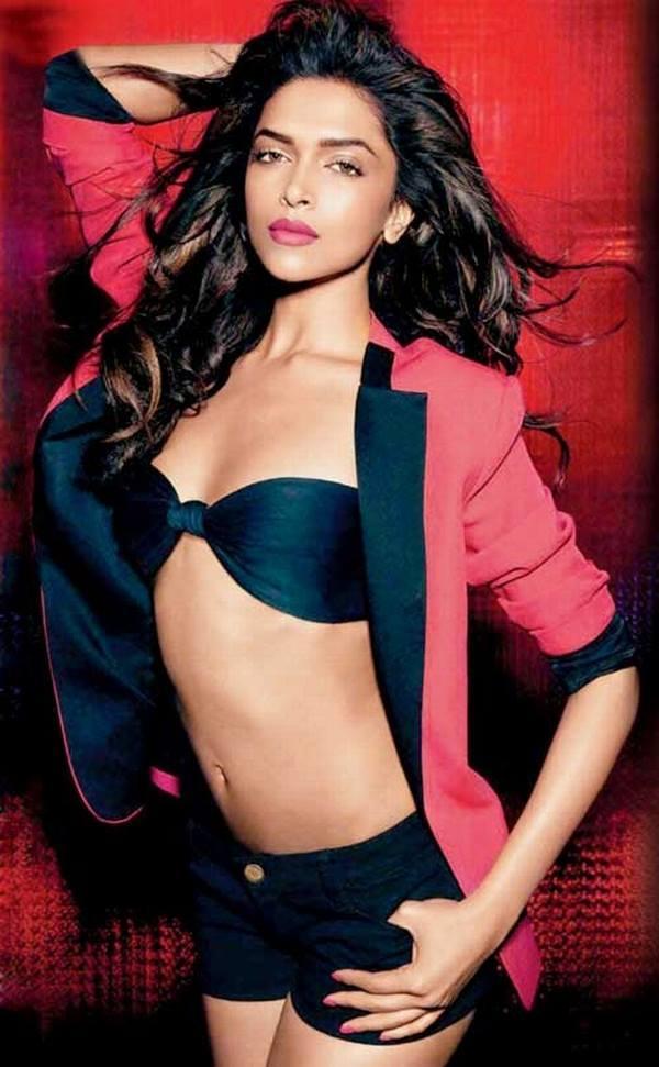 Deepika Padukone Maxim India Latest Hot And Sexy Photo Shoot