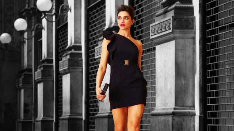 Latest Stylist Deepika Padukone Hot And Elegant Photo Shoot
