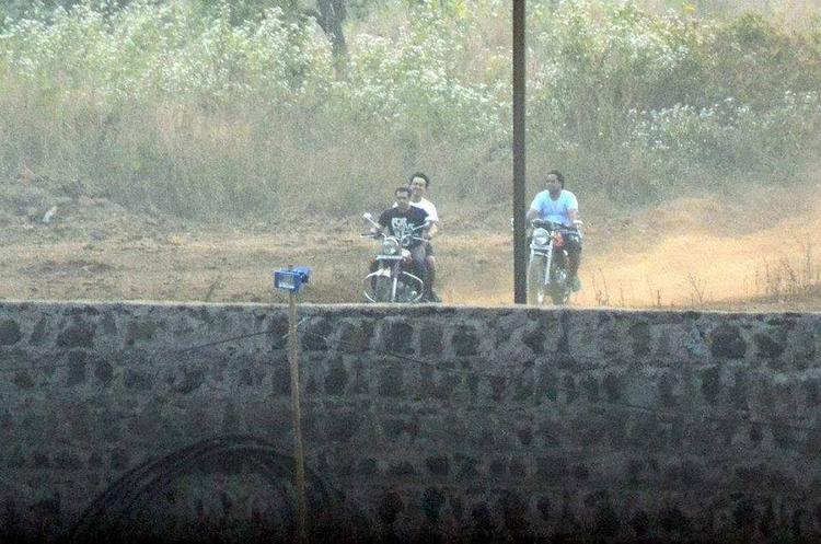 Salman Khan's Birthday Special Bike Ride Still