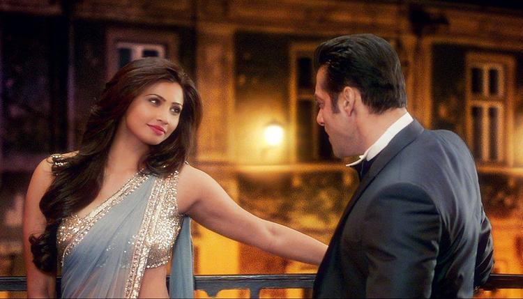 Salman Khan And Daisy Shah In Romania In The Song 'Tere Naina' From The Superstar's Coming Film Jai Ho