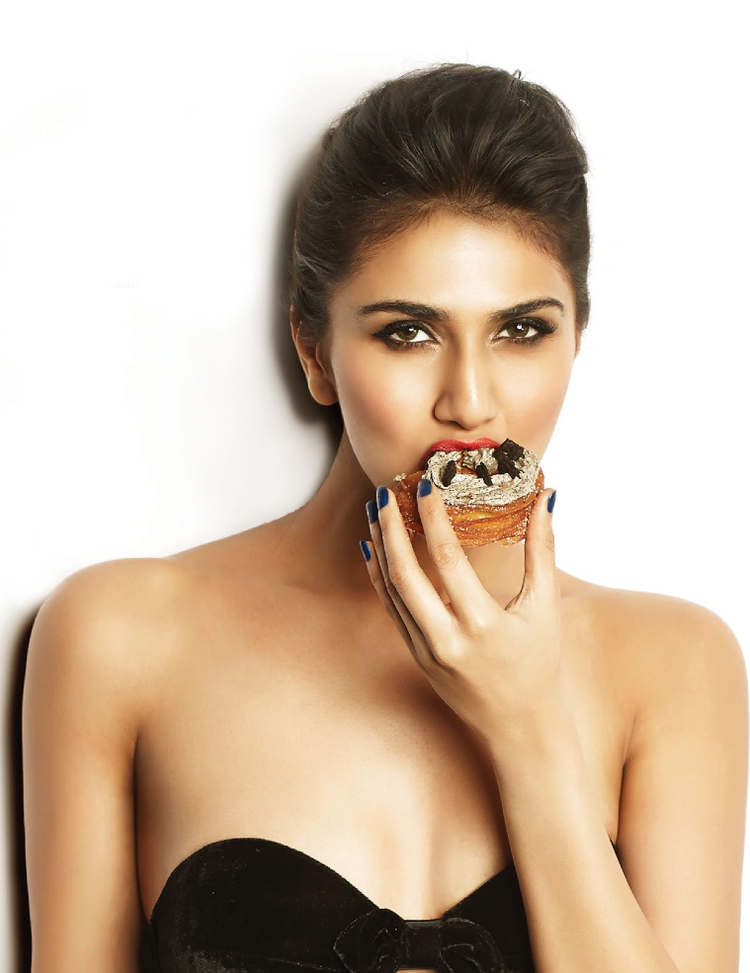 Smoking Hot Vaani Kapoor For FHM India January 2013 Issue
