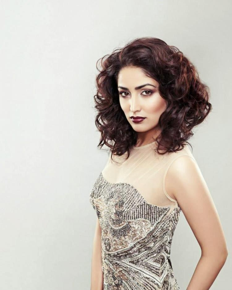 Yami Gautam Super Hot Pose For Femina Magazine January 2014 Issue