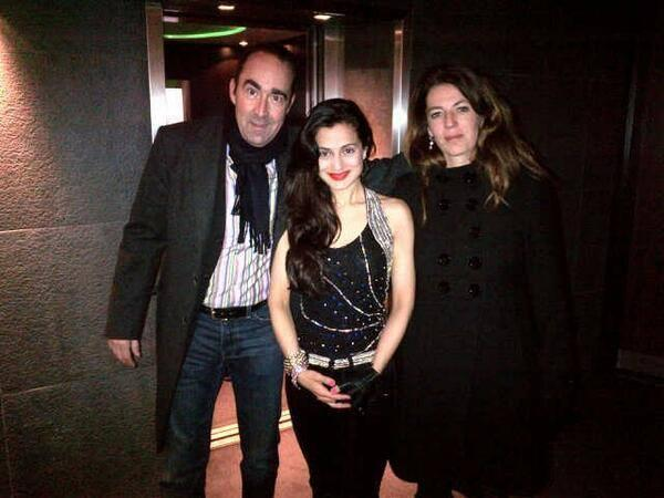 Ameesha Patel Celebrate New Year Bash At Amsterdam, Netherlands