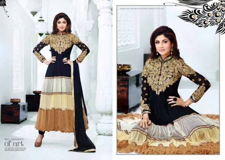 Shilpa Shetty  Latest Hot And Sexy Pose Photo Shoot For New Collection