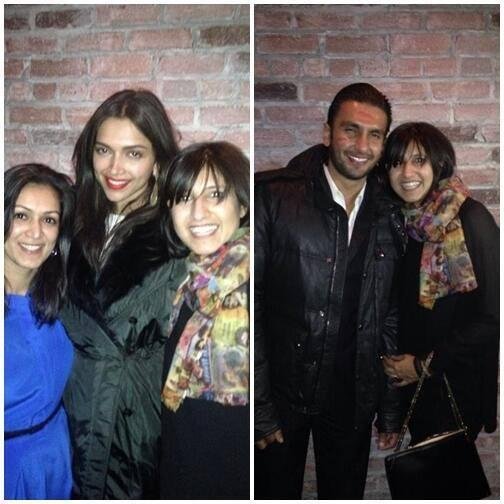 Deepika Padukone Spends Birthday With Beau Ranveer Singh In New York City