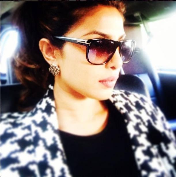 Priyanka Chopra Stunning Hot Look Pose During The Los Angeles Trip