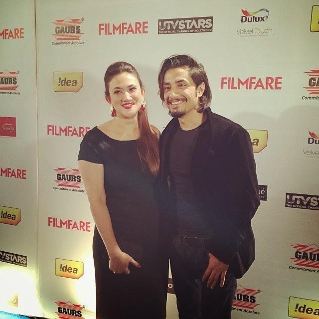 Celebs Attend  59th Idea Filmfare Pre-Awards Bash