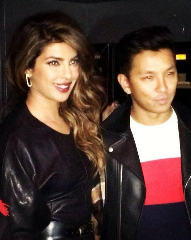 Priyanka Chopra Attends The Paper Magazine Party Hosted By Prabal Gurung