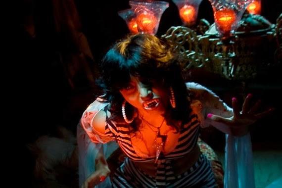 A Horror Look Still From Miss Lovely Movie