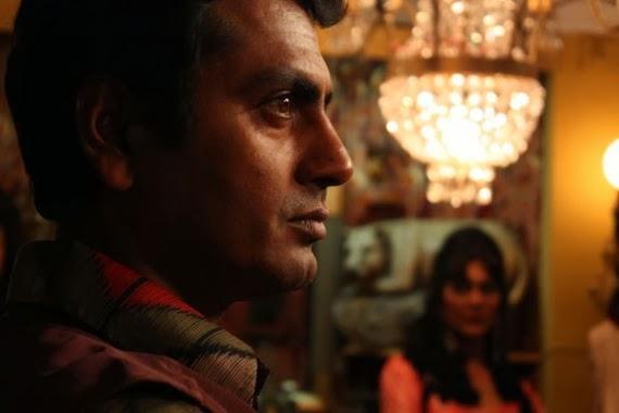 Nawazuddin Siddiqui Side Face Look Still From Miss Lovely Movie
